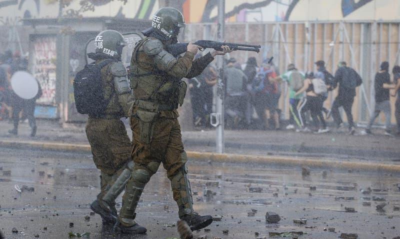 Manifestaciones del viernes: Número de detenidos baja, pero aumenta cantidad de civiles lesionados
