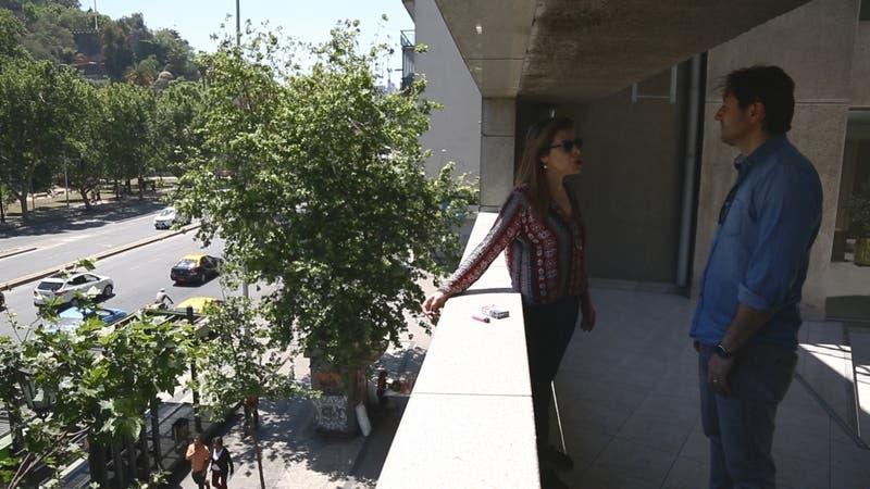 La angustia de los vecinos de Plaza Italia tras manifestaciones