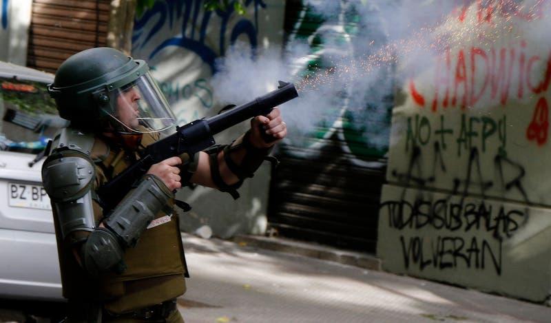 Manifestaciones del sábado: Aumentan eventos graves y desciende el número de detenidos