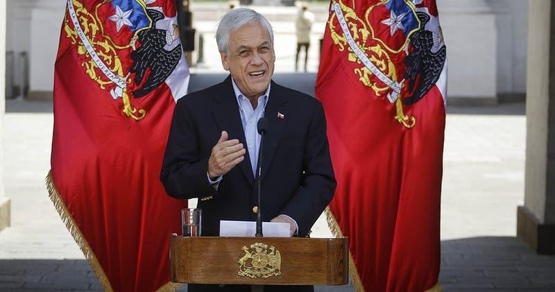 Criteria: Aprobación del Presidente Piñera llega a su punto más bajo con 16%