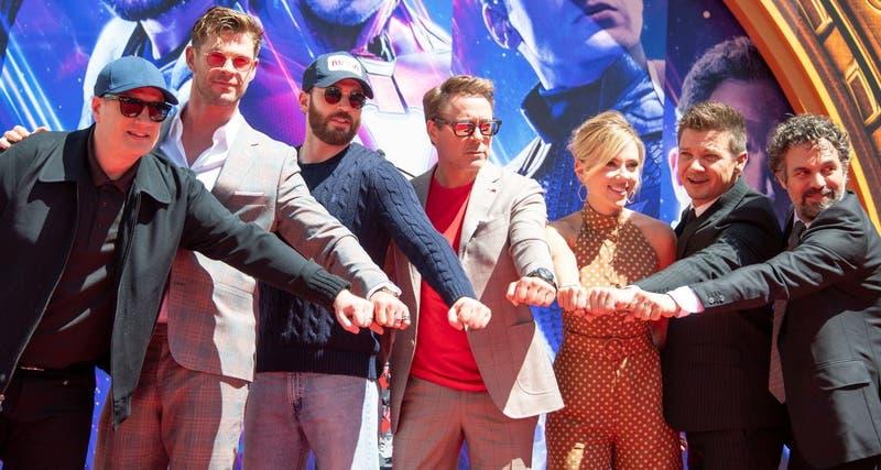 Chris Evans y el spoiler de Avengers: Endgame a Anthony Mackie