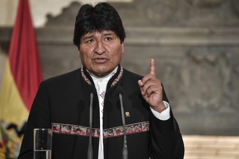 [FOTOS] Así reaccionó la prensa internacional a la renuncia de Evo Morales