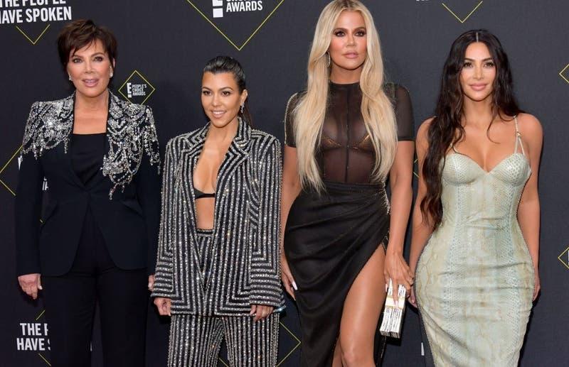 People's Choice Award: por qué Khloé Kardashian no dio discurso