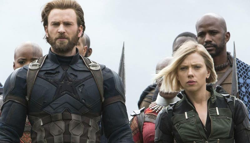 Scarlett Johansson a Chris Evans: ¿Vuelve el Capitán América?