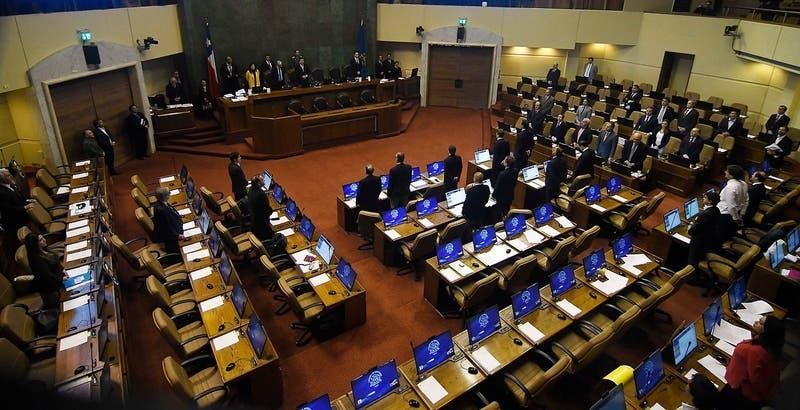 Cámara pide un minuto de silencio por Camilo Catrillanca