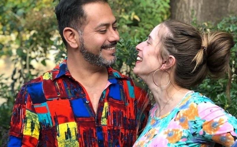 """Alison Mandel y Pedro Ruminot anuncian con tierna foto que serán padres: """"Te esperamos con orgullo"""""""