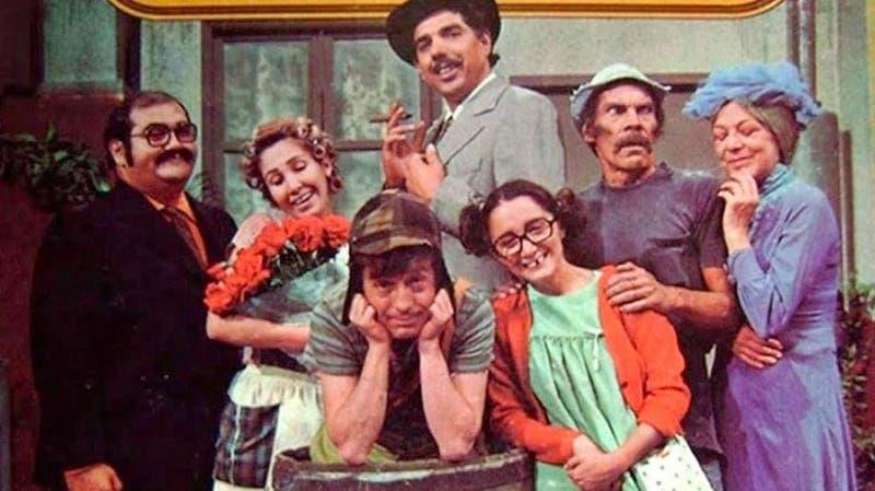 """Nieto de """"Don Ramón"""" compartió inédita y emotiva foto del elenco de """"El Chavo del 8"""""""