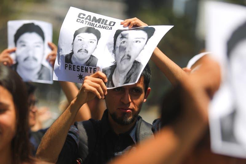Ex GOPE acusado del homicidio a Catrillanca pide suspender juicio