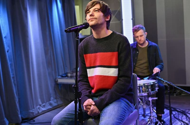 Louis Tomlinson, ex One Direction, debuta en Chile en 2020
