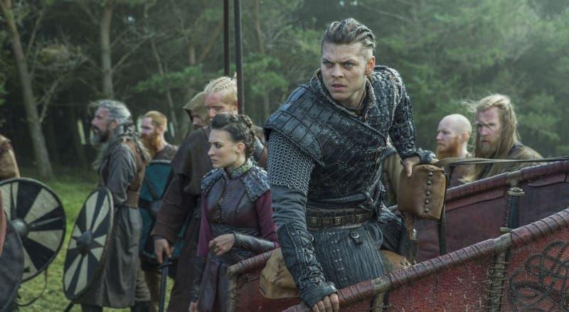 """[VIDEO] """"Vikingos"""" adelanta escena inicial de la sexta temporada"""