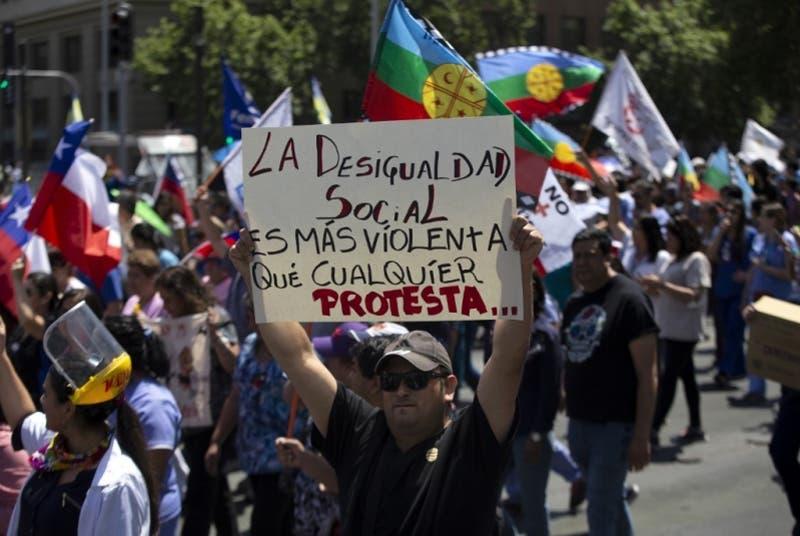 """Cepal sobre Chile: """"Hay que ver lo que pasa con la desigualdad en términos del 1% más rico"""""""
