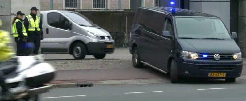 Ataque con cuchillo en la principal calle comercial de La Haya deja varios heridos