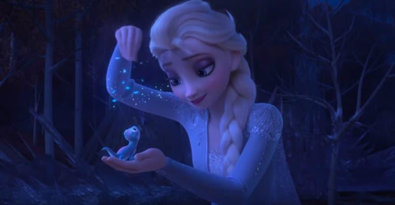 [VIDEO] Frozen 2 revela de dónde vienen los poderes mágicos de Elsa