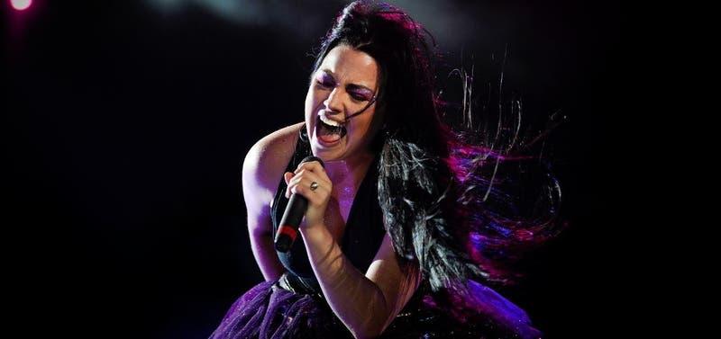Quemaron la batería de Evanescence en festival de México