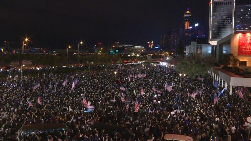 China prohibe escalas militares de Estados Unidos en Hong Kong