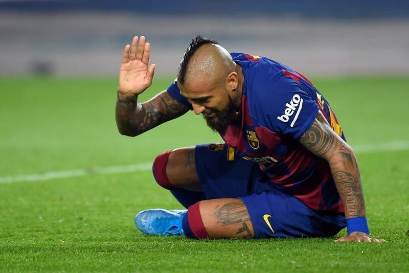 Manchester United hizo millonaria oferta por Arturo Vidal