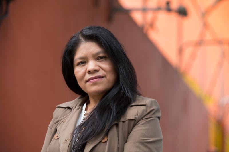 Mujeres Bacanas: Marcelina Bautista, activista contra la discriminación