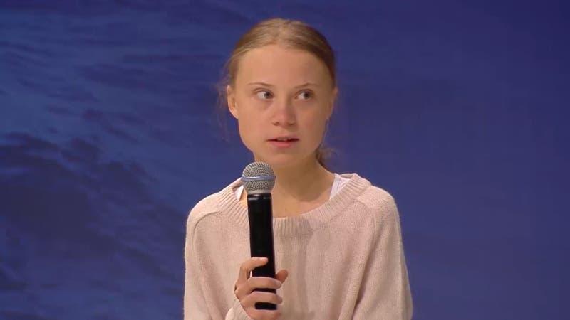 Greta Thunberg comparte con científicos en la COP 25