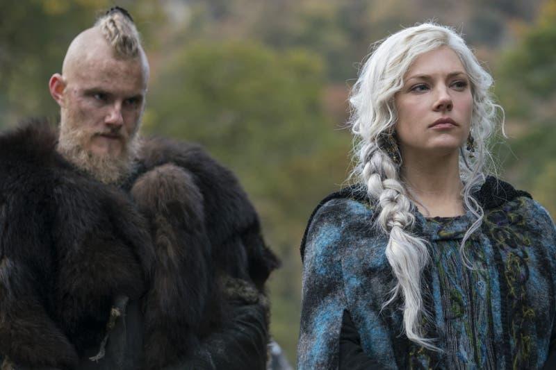 Vikingos (6x02): Ivar cambia el destino de Lagherta