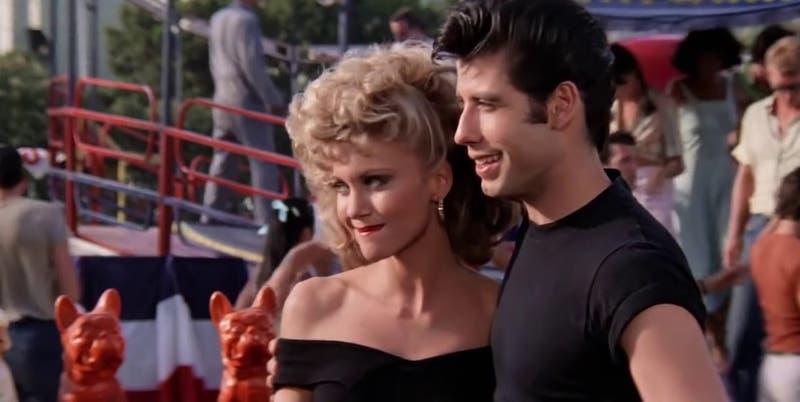 """40 años después: John Travolta y Olivia Newton-John se visten como sus personajes de """"Grease"""""""