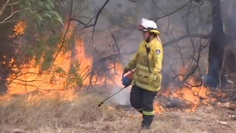 Temperaturas récord en Australia por ola de calor