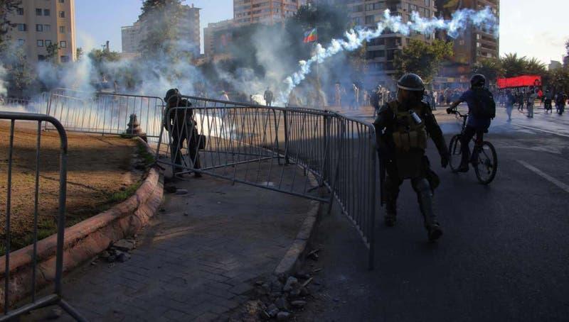 Sigue nuestro minuto a minuto sobre las protestas en Chile