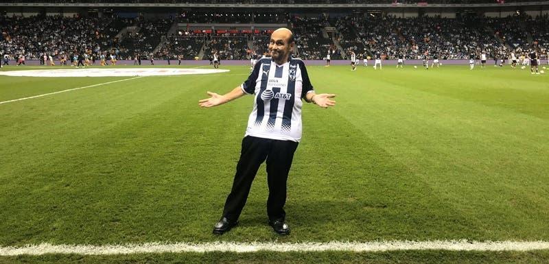 """""""Feliz barriga, señor campeonato"""": Los divertidos mensajes al Señor Barriga tras título de Monterrey"""