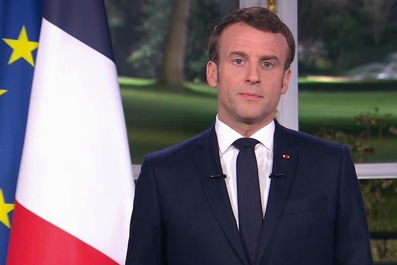 """Pese a protestas Macron dice que reforma de pensiones en Francia """"será llevada a cabo"""""""