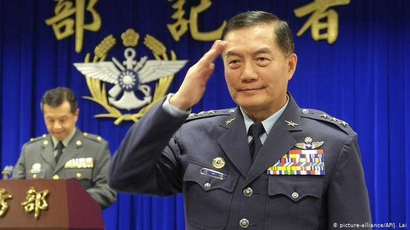 Taiwán: Muere el jefe del Ejército en aterrizaje forzoso de helicóptero
