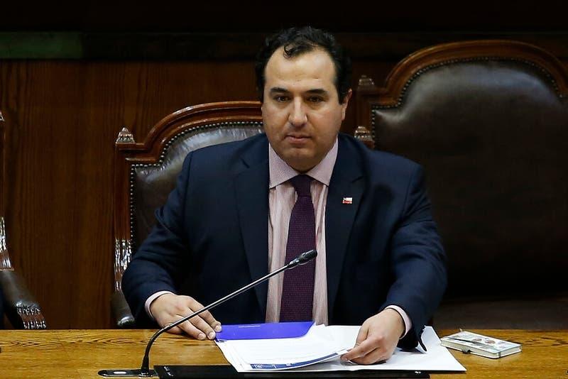 Juan Francisco Galli asume como nuevo subsecretario del Interior en reemplazo de Ubilla