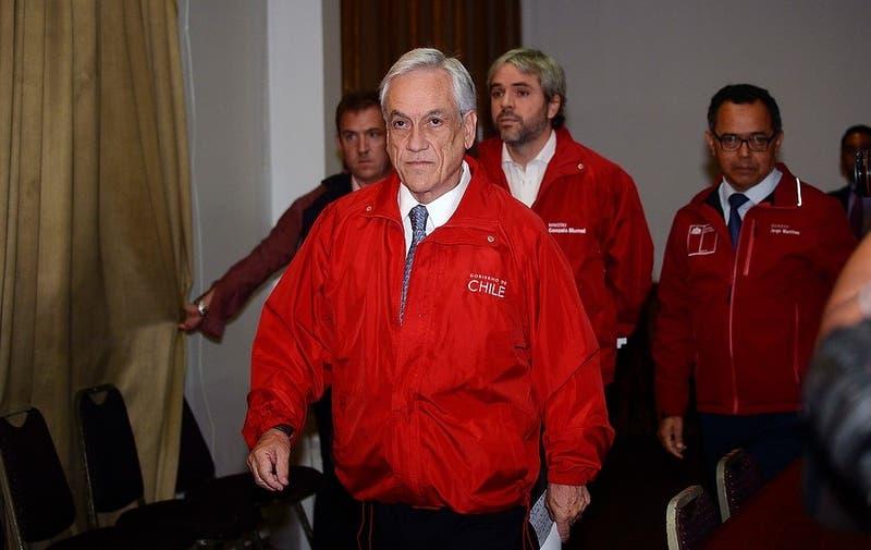 Encuesta Pulso Ciudadano: Un 73,9% no confía en que el Presidente Piñera logre superar la crisis