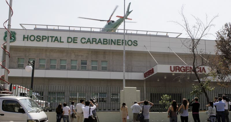 Carabinero es lesionado en el ojo tras ataque a subcomisaría en Peñalolén