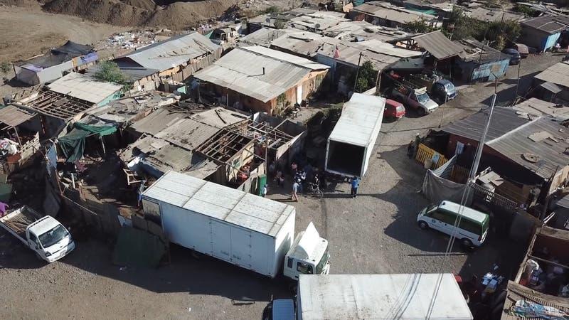 Gobierno decreta urgencia para erradicar 60 campamentos