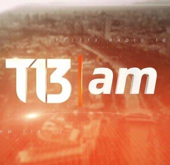 Revisa la edición de T13 AM de este 21 de octubre