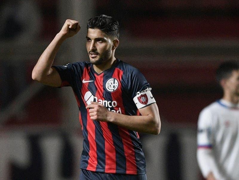 Prensa argentina asegura que Nicolás Blandi se va de San Lorenzo y será jugador de Colo-Colo