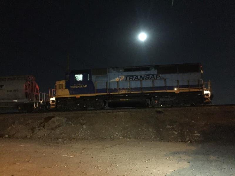 Accidente ferroviario deja un hombre fallecido en la comuna de Cerrillos
