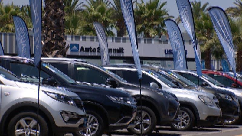 Venta de autos vuelve a tomar velocidad