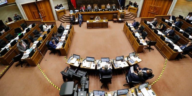 Senado vota este lunes proyecto de Ley Antisaqueos