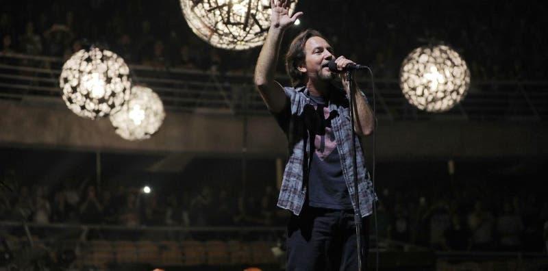 Pearl Jam anuncia el lanzamiento de su primer disco en 6 años