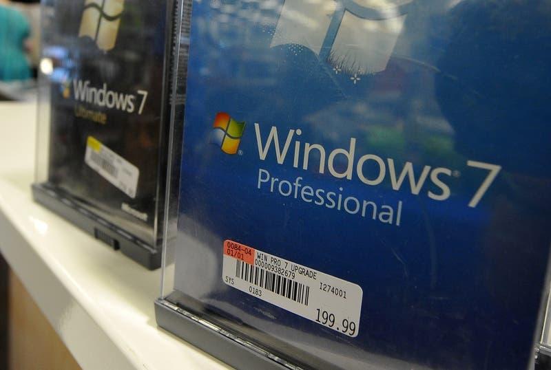 Windows 7 dice adiós: Ya no habrá más soporte técnico al sistema operativo