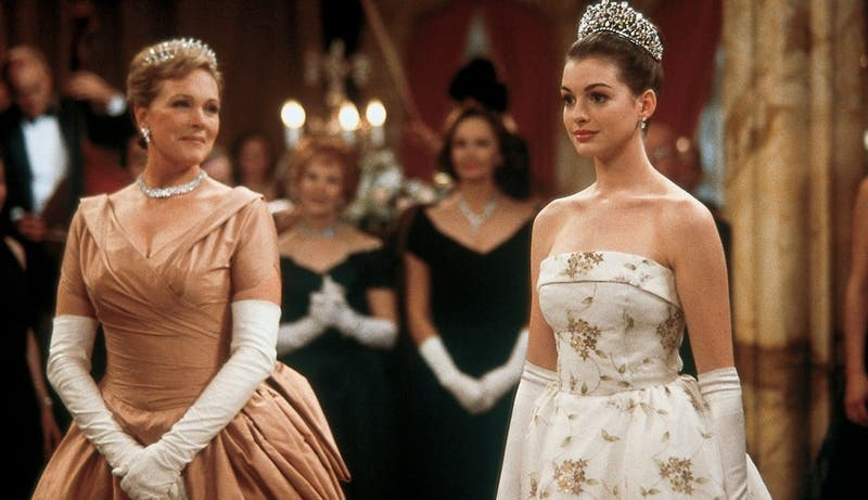 """A casi 20 años de su estreno: Así están actualmente los actores de """"El diario de la princesa"""""""