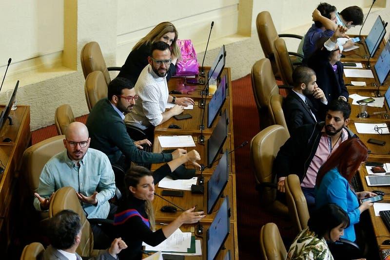 Frente Amplio recurre al Tribunal Constitucional por Ley Antisaqueos y Antibarricadas