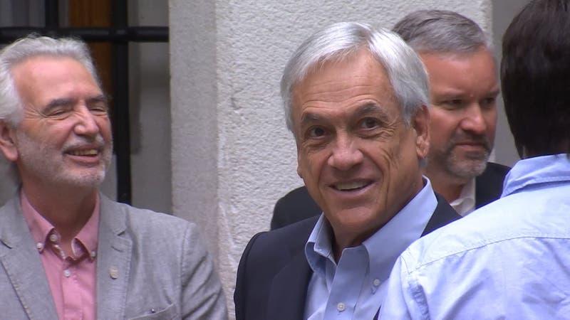 Reacciones tras aprobación de 6% del Presidente Piñera: Hay esperanza en la agenda social
