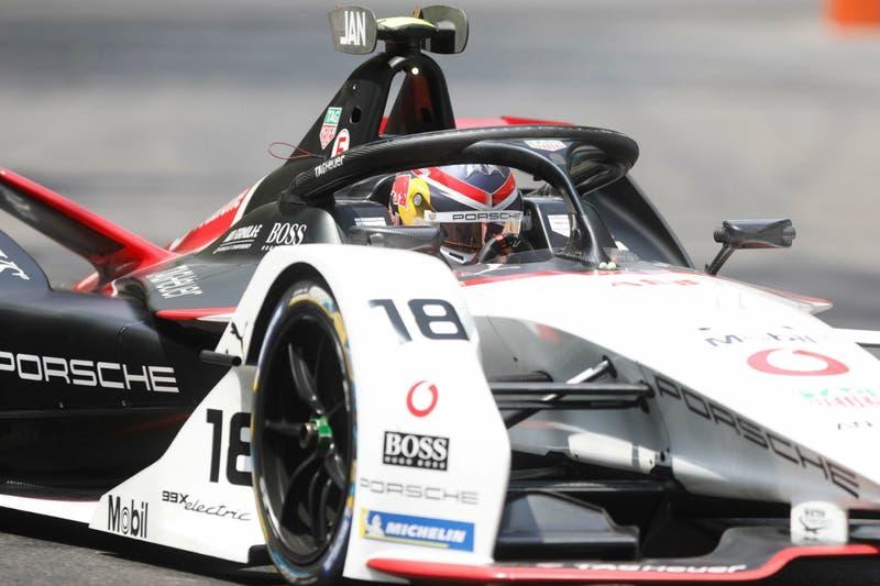 Así se ve una carrera de la Fórmula E desde los ojos del conductor