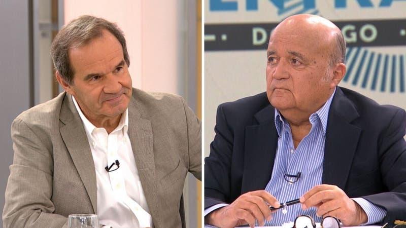 Mesa Central Domingo: El debate de Andrés Allamand y Genaro Arriagada sobre una nueva constitución