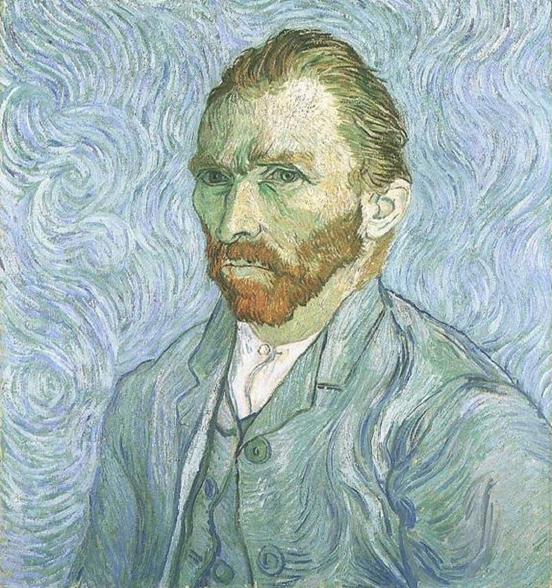 Tras décadas de dudas: Confirman autoría de Van Gogh de autorretrato sombrío