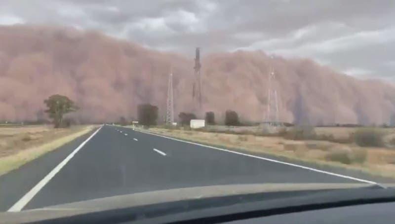 Australia: De los incendios por ola de calor a tormentas de arenas y enormes granizos
