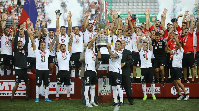 Colo Colo se queda con la Copa Chile tras vencer a la U en el primer  Superclásico del año   T13