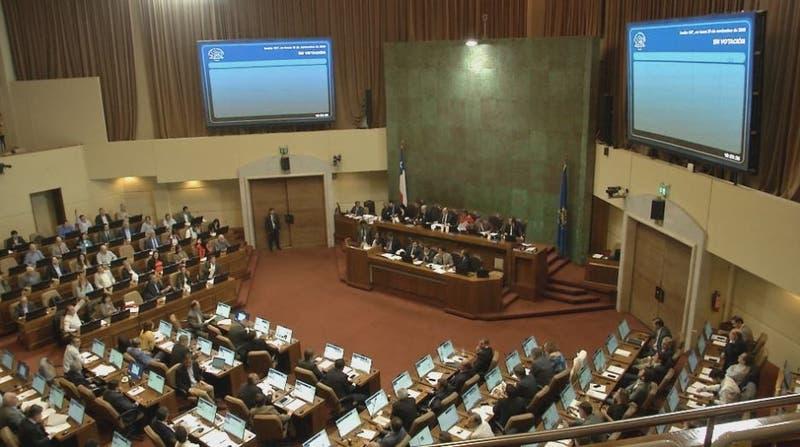 [VIDEO] Los parlamentarios que llevan más tiempo en el Congreso