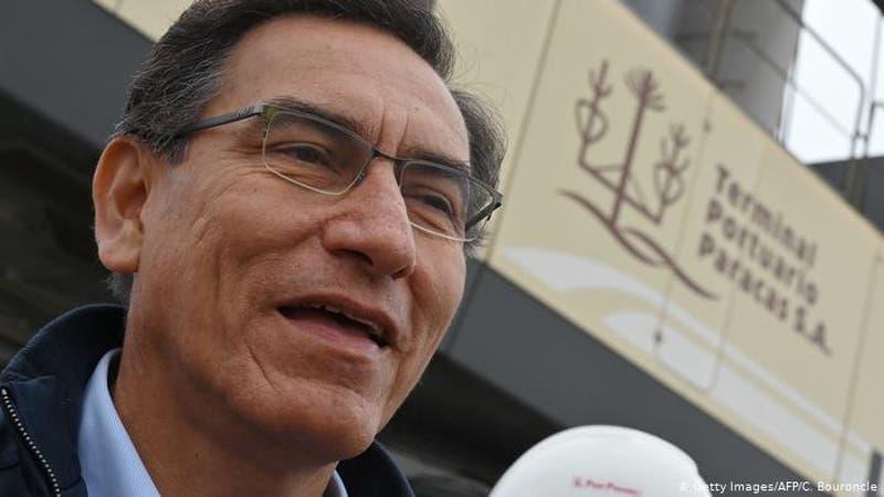 Presidente de Perú descarta injerencia para que Keiko Fujimori volviera a prisión
